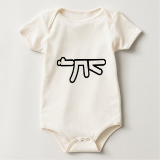 AK WB BabyGrow Baby Bodysuits