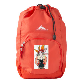 Aka, the king of the autumn backpack