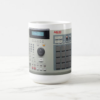 Akai MPC 2000 Drum Machine Coffee Mug