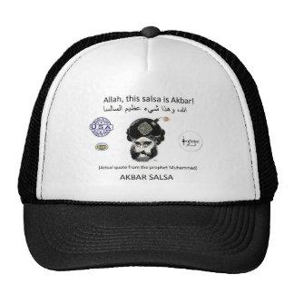 Akbar Salsa brand gear Hats