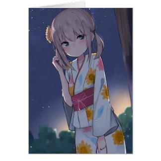 Akemashite omedetou! card