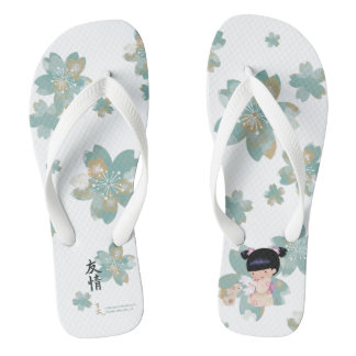 Akemi Flip Flops Thongs