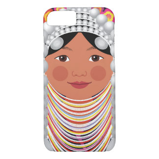 Akha Girl Of Thailand Matryoshka Case