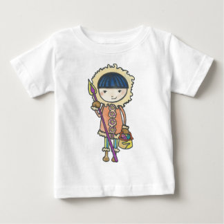Akiou small the Inuit Baby T-Shirt