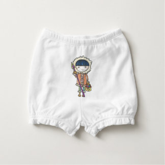Akiou small the Inuit Nappy Cover