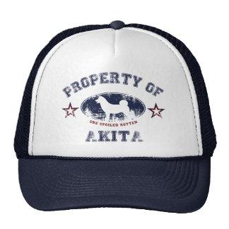 Akita Cap