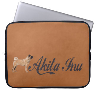Akita Inu Computer Sleeve