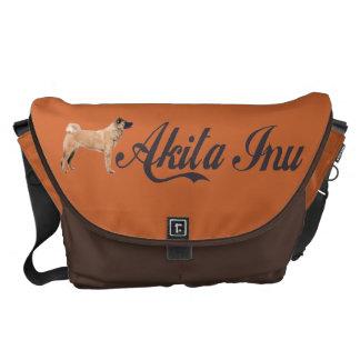 Akita Inu Courier Bags