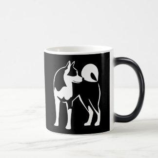 Akita Inu Magic Mug