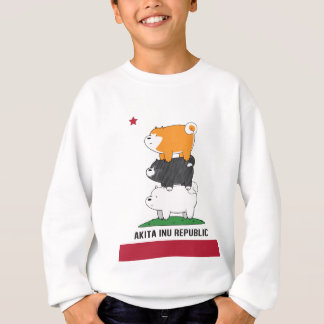 Akita Inu Republic Sweatshirt