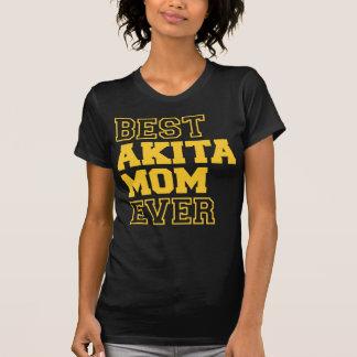 Akita T-shirt Gifts For Mom
