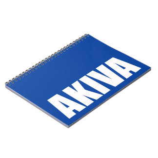 Akiva Notebooks