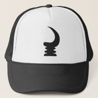 AKOBEN | War Horn | Symbol Of Vigilance Trucker Hat