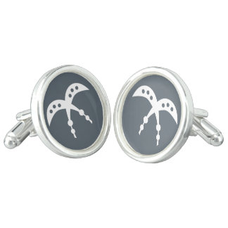 AKOFENA | Adinkra Symbol of Courage and Valor Cuff Links