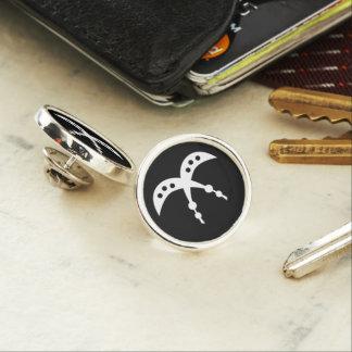 AKOFENA | Adinkra Symbol of Courage and Valor Lapel Pin