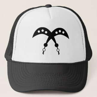 AKOFENA | Adinkra Symbol of Courage and Valor Trucker Hat