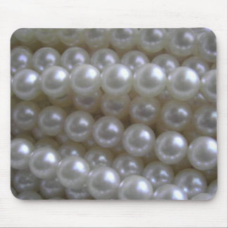 Akoya Pearls Mouse Pad