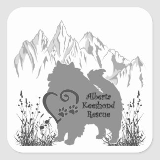 AKR Logo - Grey - Sticker