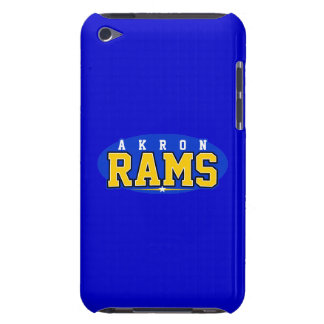 Akron High School Rams iPod Case-Mate Case