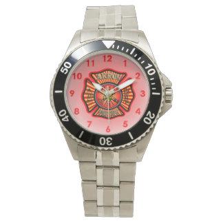Akron Ohio Fire Department Watch. Wrist Watch