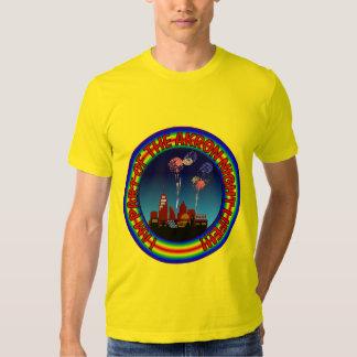 Akron Ohio Nightlife Shirt. T Shirt