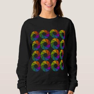 Aktina in colors / sweatshirt