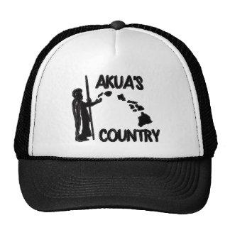 Akua's Country Trucker Hat
