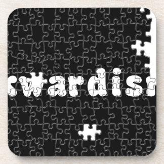 Akwardisms Drink Coasters