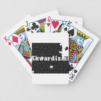 Akwardisms Card Decks