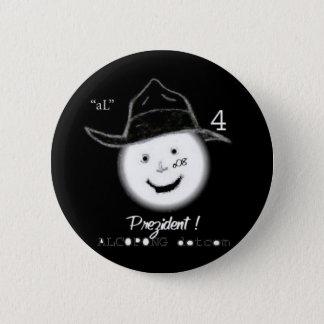 aL4pReZiDeNt'oO8 6 Cm Round Badge