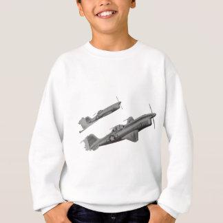 AL-81_Reed_Kinert_Aviation_Art_Album_Image_(149345 Sweatshirt