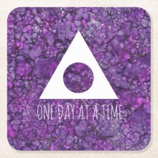 Al-Anon Coaster Square Paper Coaster