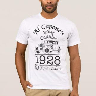 Al Capone 1928 Cadillac T-Shirt