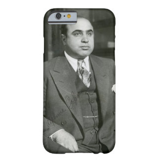 Al Capone Barely There iPhone 6 Case