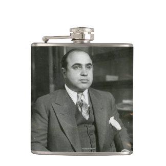 Al Capone Hip Flask