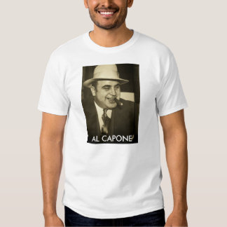 Al Capone Tshirt
