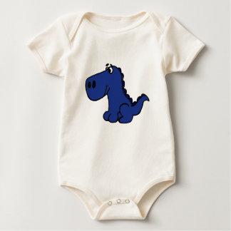 AL- Cute Baby Dinosaur Shirt