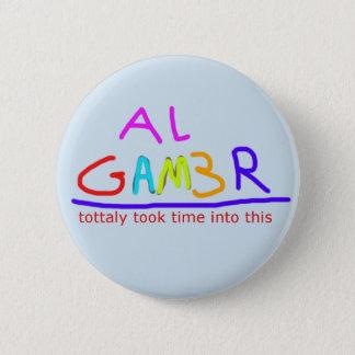 AL GAM3R Button