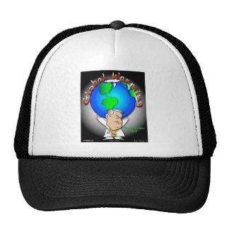 Al Gore Global Warming Trucker Hats