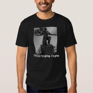 Al Jolson Last Words T-Shirt