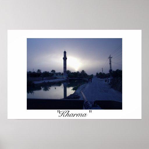 Al Kharma Print