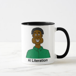 Al Literation Mug