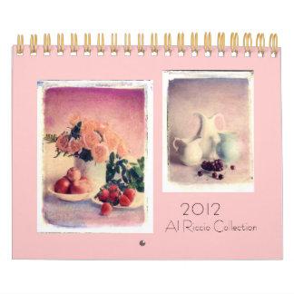 Al Riccio Collection 2012 Calendar