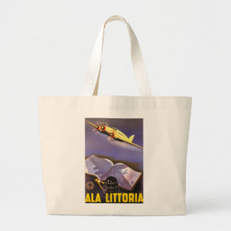 Ala Littoria Jumbo Tote Bag