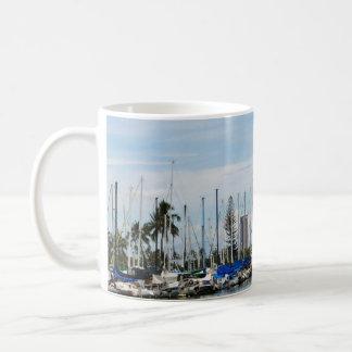 Ala Moana Marina Coffee Mug