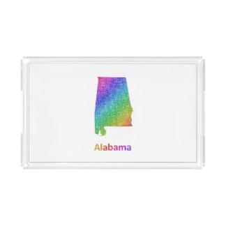 Alabama Acrylic Tray