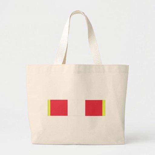 Alabama Active Duty Basic Training Ribbon Canvas Bag