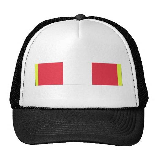 Alabama Active Duty Basic Training Ribbon Mesh Hats