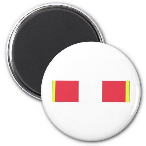 Alabama Active Duty Basic Training Ribbon Magnet