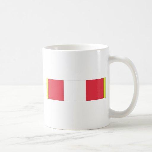 Alabama Active Duty Basic Training Ribbon Coffee Mugs